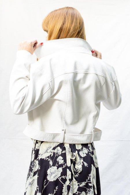 Pistola Daya Moto Jacket - White Light