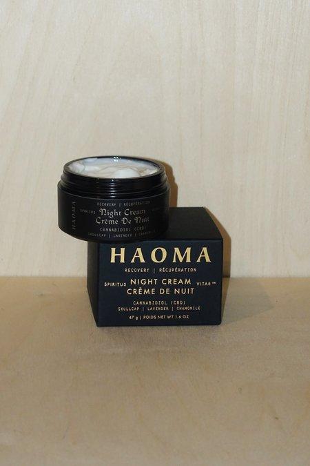 HAOMA Recovery Night Cream