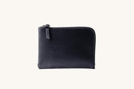Tanner Goods Universal Zip Wallet - black