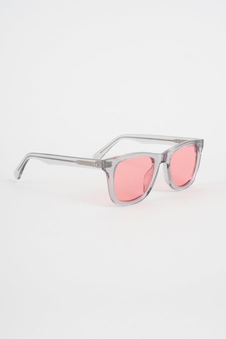 The Celect Rectangular Frame - pink