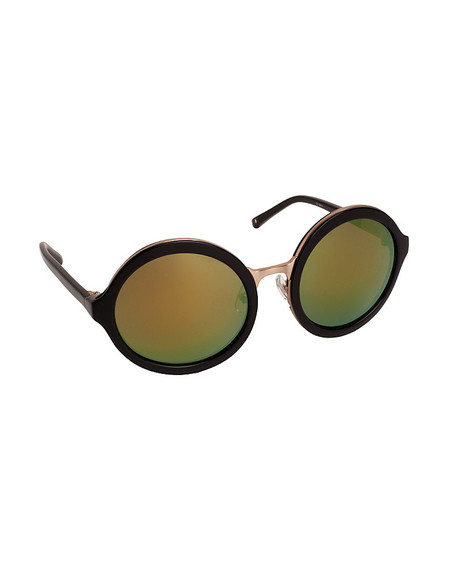 LINDA FARROW X PHILLIP LIM 3.1 II PERFECTLY ROUND SUNGLASSES