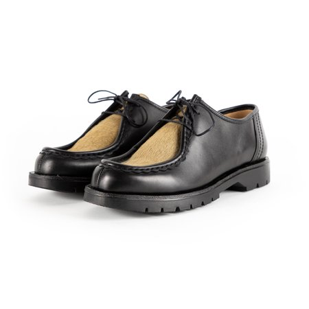 Kleman Padrini Oxford - Black / Beige