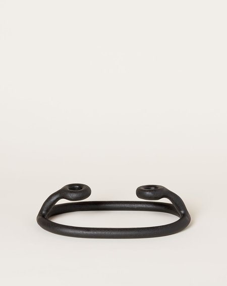 Sin Duo Candlestick - Black