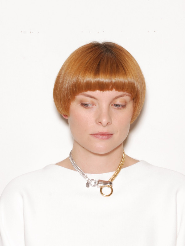 ALYNNE LAVIGNE - Two Tone Collar