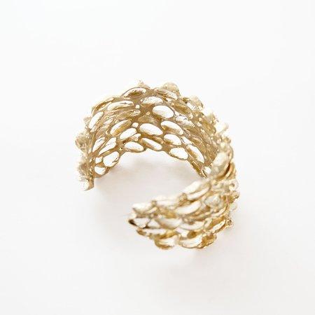 Kristen Muenster Banksia Cuff - Bronze