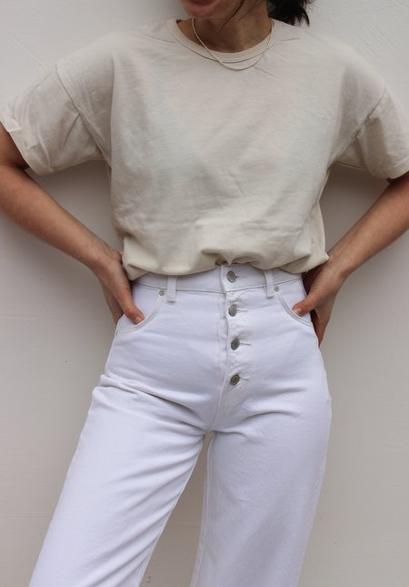 Rollas Jeans old mate jean - vintage white