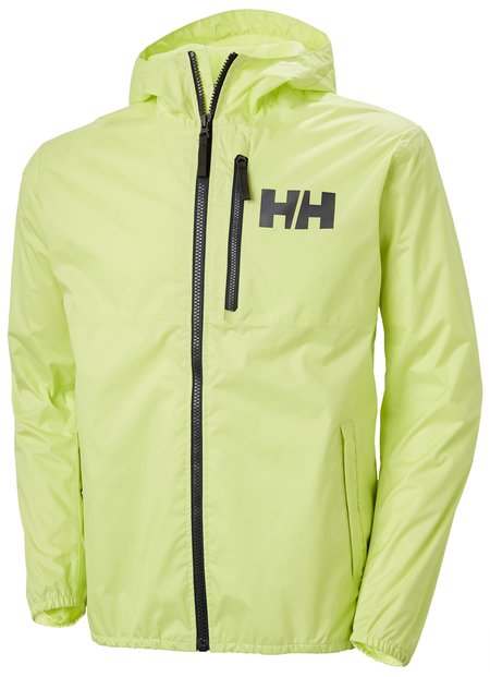 Helly Hansen Belfast 2 Packable Jacket - Sunny Lime