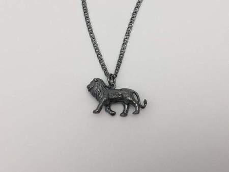 Joel Muller Design Lion King Pendant and Chain