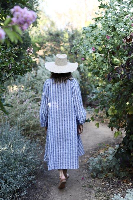 Pietsie Atlin Dress - Blue Souk