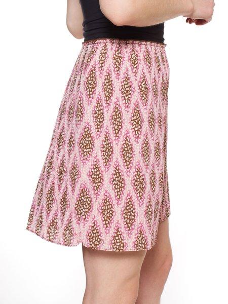 Samsoe & Samsoe Lia Short Skirt - Foulard