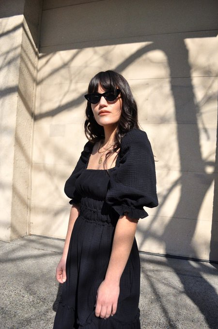 Cocobolo Lucca Dress - Black