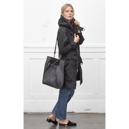 Graf & Lantz Frankie Tote Felt / Leather