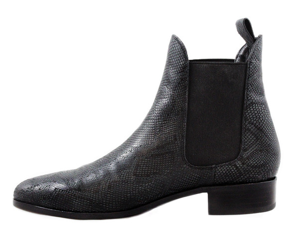 Cartel Footwear AW16 Chelsea Boot - Rocha Python