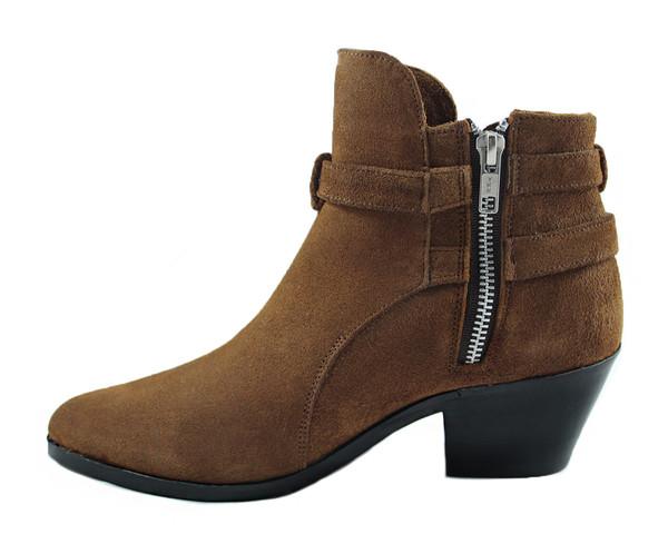 Cartel Footwear AW16 Jodphur Boot - Bella Suede
