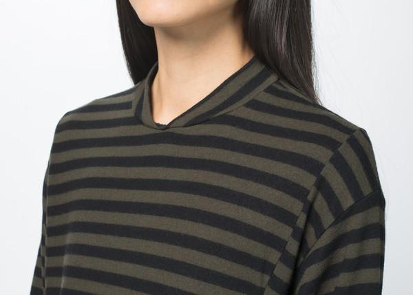 Labo.Art Bill Striped Dress