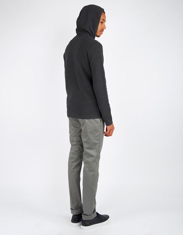 Men's Minimum Duppa Knit Dark Grey Melange