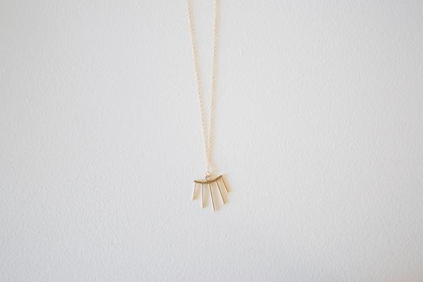 Baleen Beacon Necklace