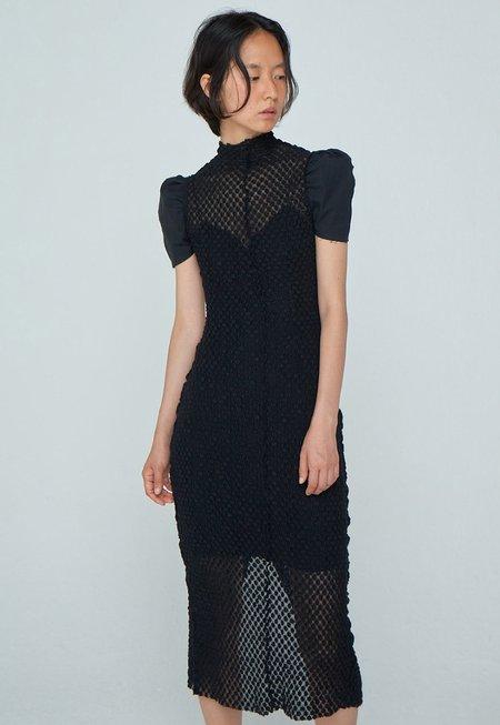WNDERKAMMER Curved Arm Dress