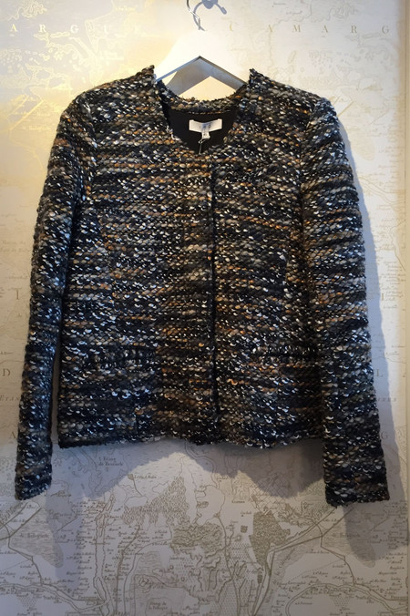 IRO 'Molly' Tweed Jacket