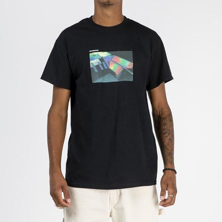 BEINGHUNTED Artifact Series Graphics Interchange T-shirt - Black