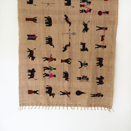 Mr. Merz Burma Blanket