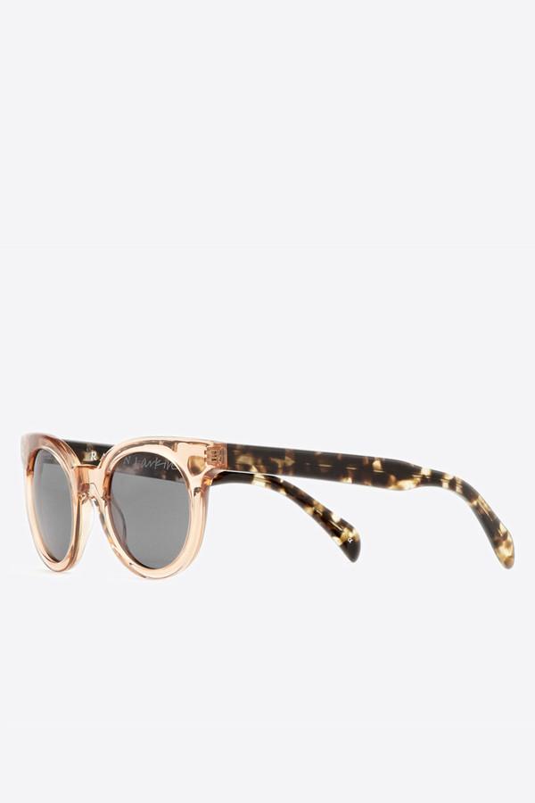 Arkin sunglasses in crystal rose/brindle