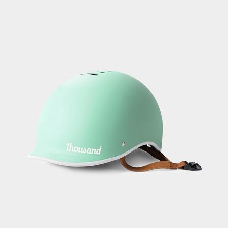 KIDS thousand Heritage Bike Helmet - Willowbrook Mint