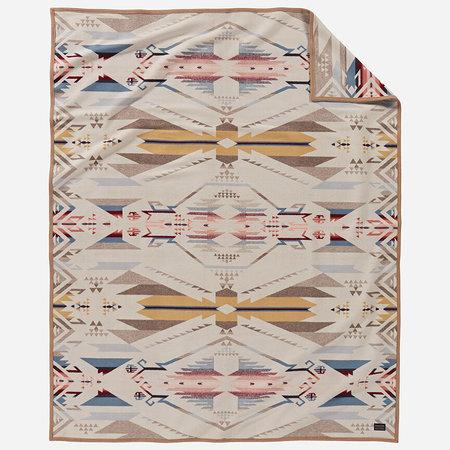 Pendleton Wool Blanket - White Sands