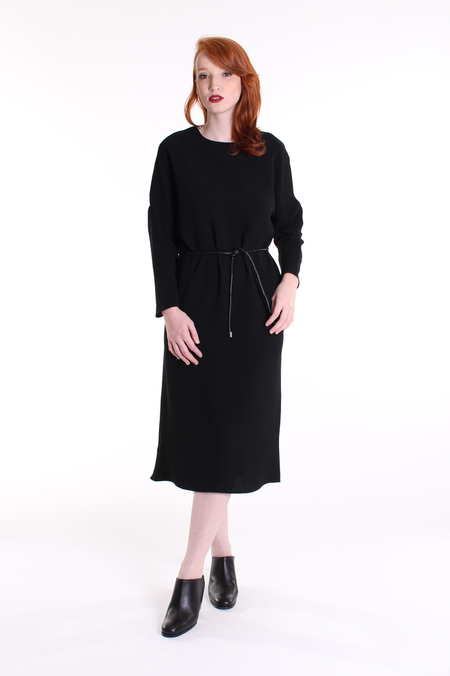 Steven Alan Dawn dress in black