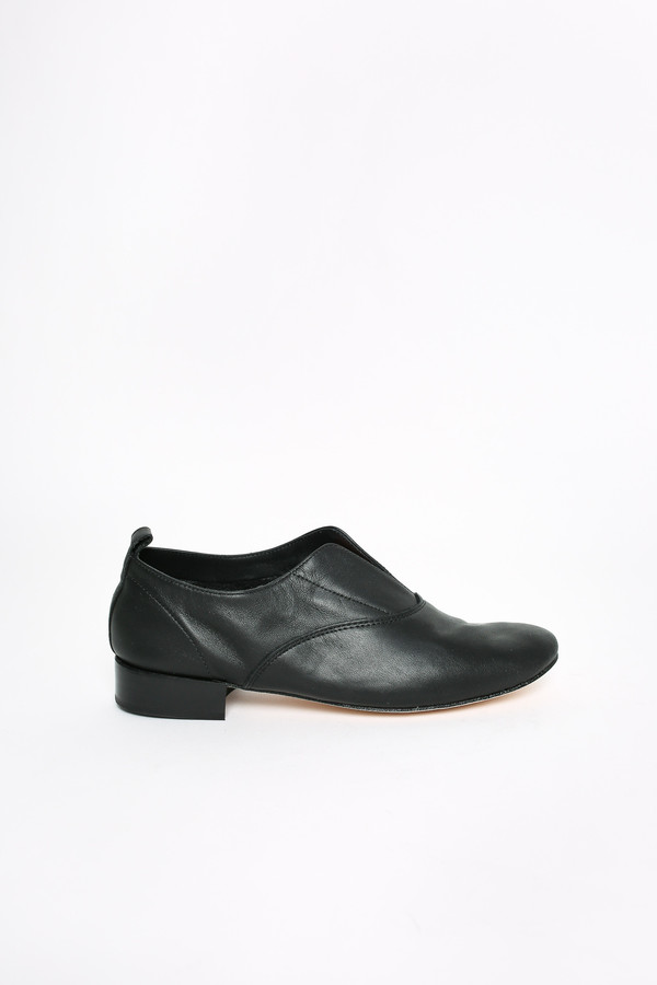 Repetto Dean oxford in noir