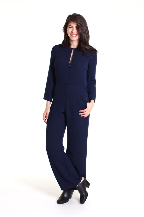 Rachel Comey Evermore jumpsuit in navy