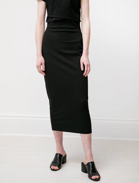 Dusan Stretch Highwaist Skirt - Black