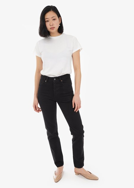 unisex Decade Studio Alex Jeans - Black