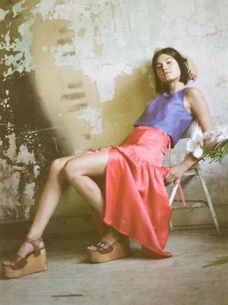 Chelsea Mak Rebecca Bustier - Lapis