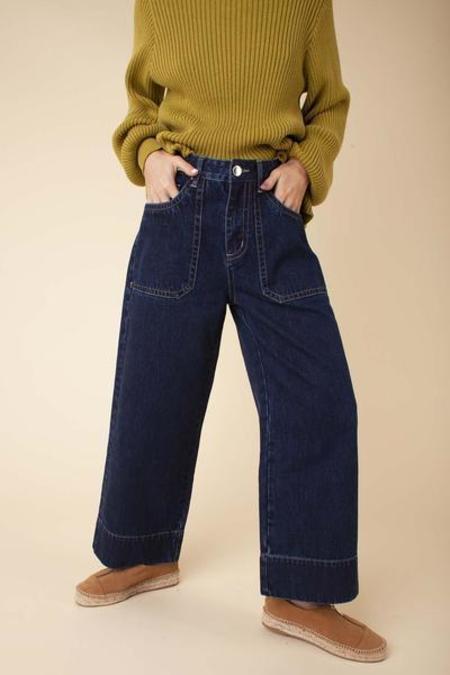 L.F.Markey Carpenter Jeans - Dark Indigo