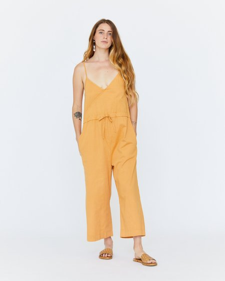 Esby Angie Jumper - Mustard