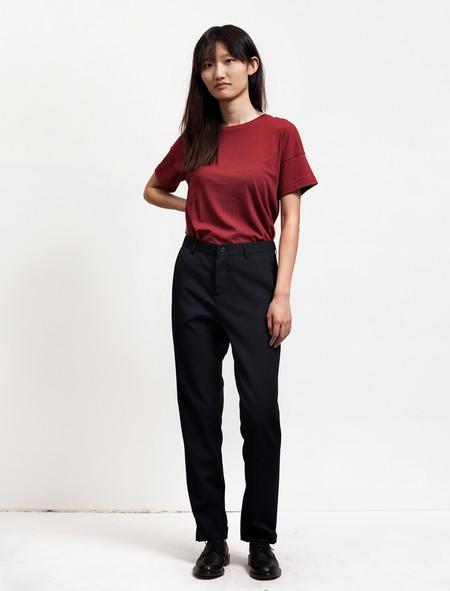 Stephan Schneider Womens Trousers Composition Dark