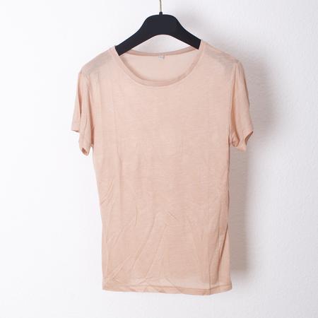 Baserange Tee Shirt - Nude