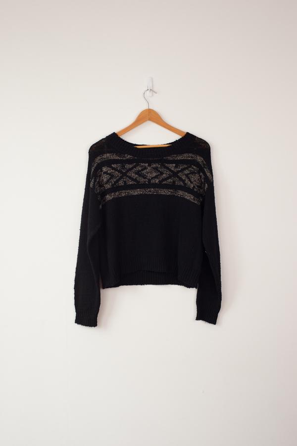 Covet Aztec Sweater