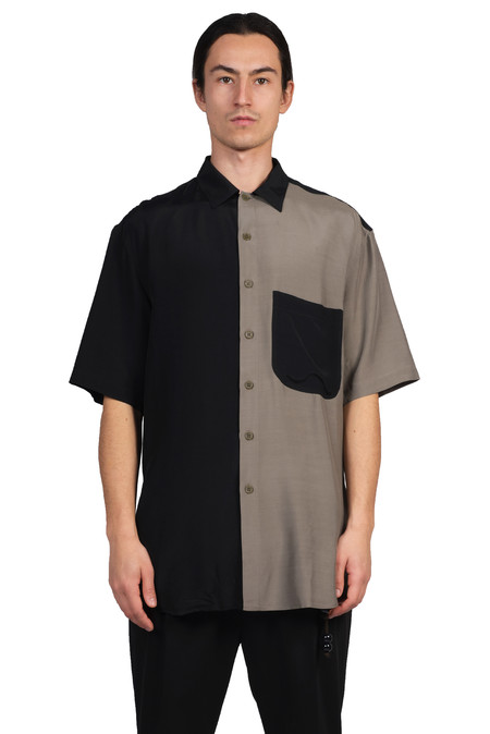 Song for the Mute Short Sleeve Oversized Shirt