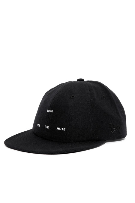 Son For The Mute X New Era 19TWENTY Cap - Black