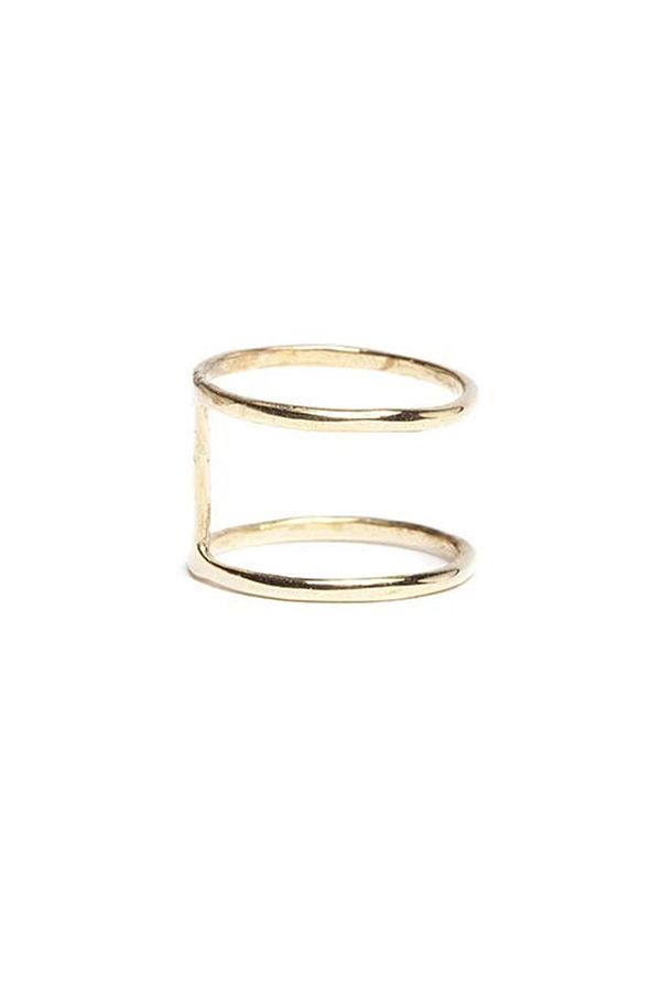 In God We Trust NYC Spacer Ring