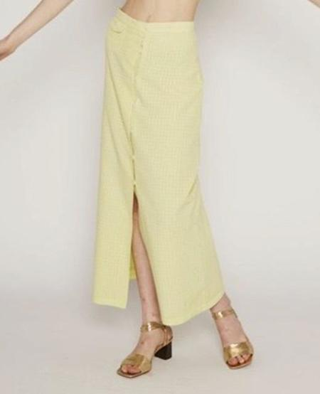 Paloma Wool Lalonde skirt - Light green
