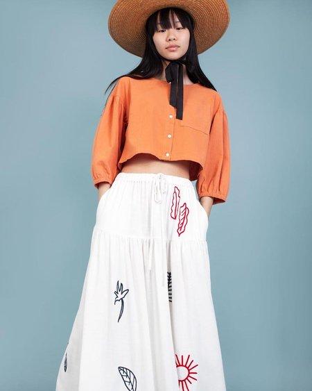 L.F.Markey Tuesday Skirt - Multi