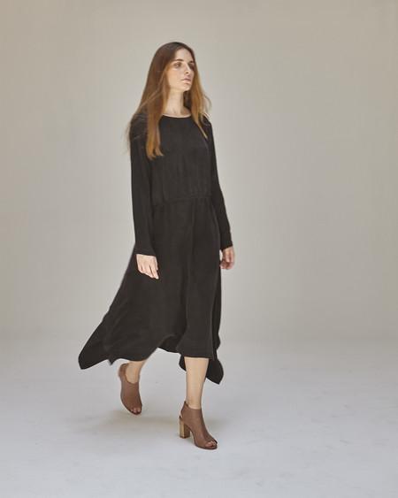 Shaina Mote Vespertine Dress - Ink