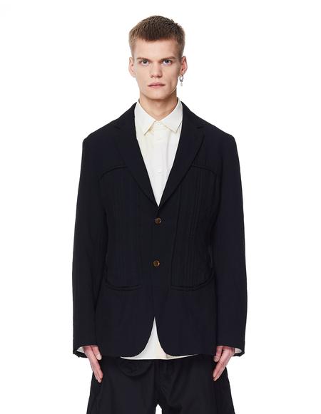 Comme des Garcons Homme plus Black Jacket