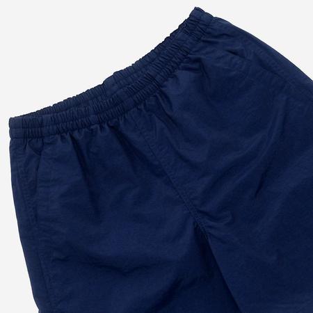 Danton Nylon Taffeta Shorts - Navy