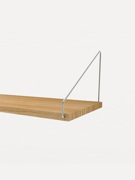 Frama Studio Shelf W80 x D20 for Shelf Library - Natural Oiled