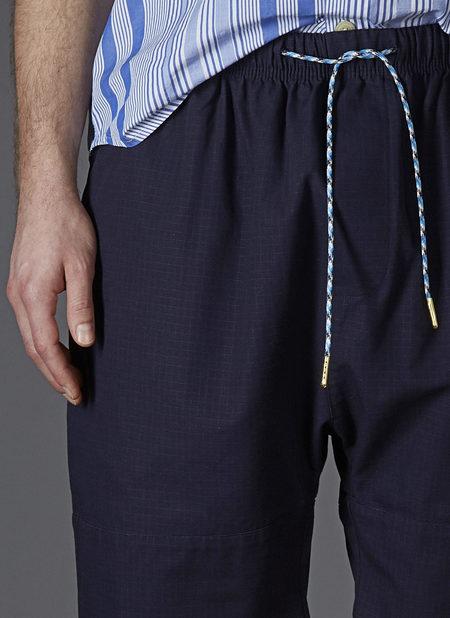 GREI. BAGGY CRUISER SHORT - MIDNIGHT BLUE