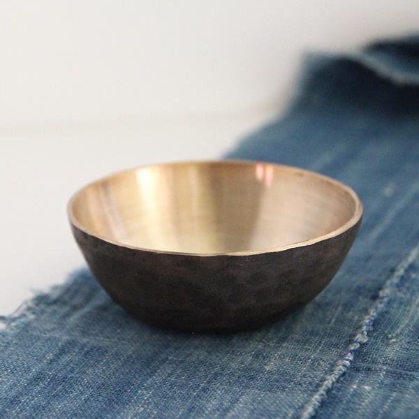 Unknown Gleaming Bronze Bowl